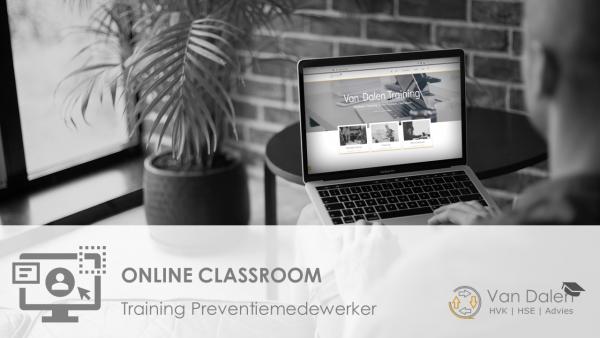 Online Classroom - Training Preventiemedewerker